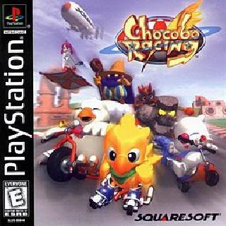 Screenshot Thumbnail / Media File 1 for Chocobo Racing [U]